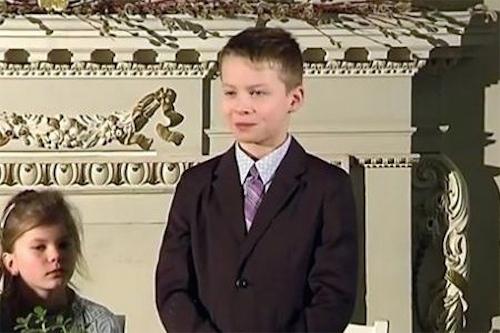 Анекдот от латышского школьника обидел русских