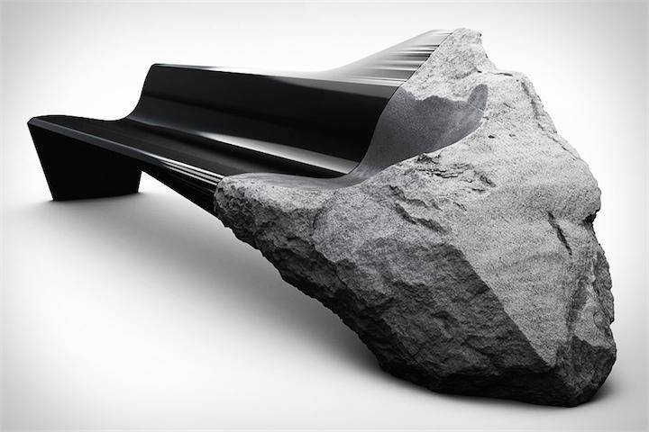 Вулканический диван