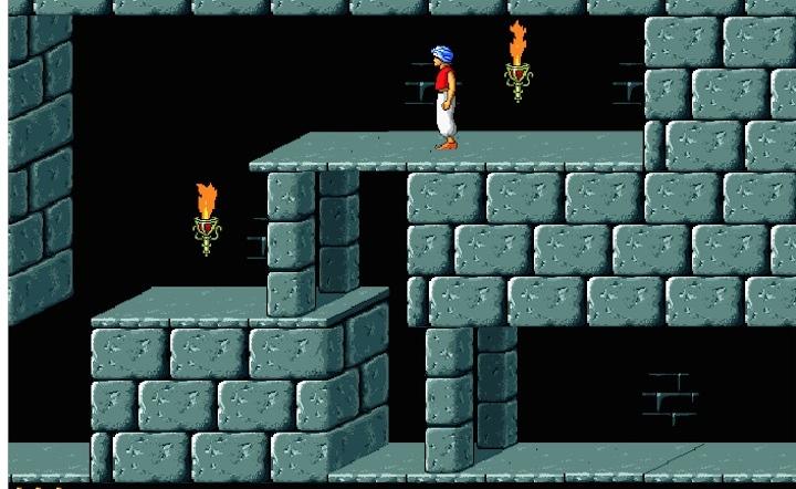 Prince of Persia - флеш-игра