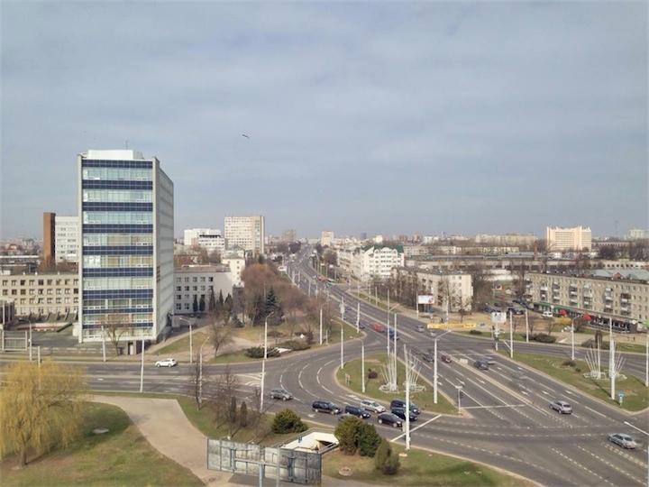 Начало следующей недели в Беларуси будет теплым
