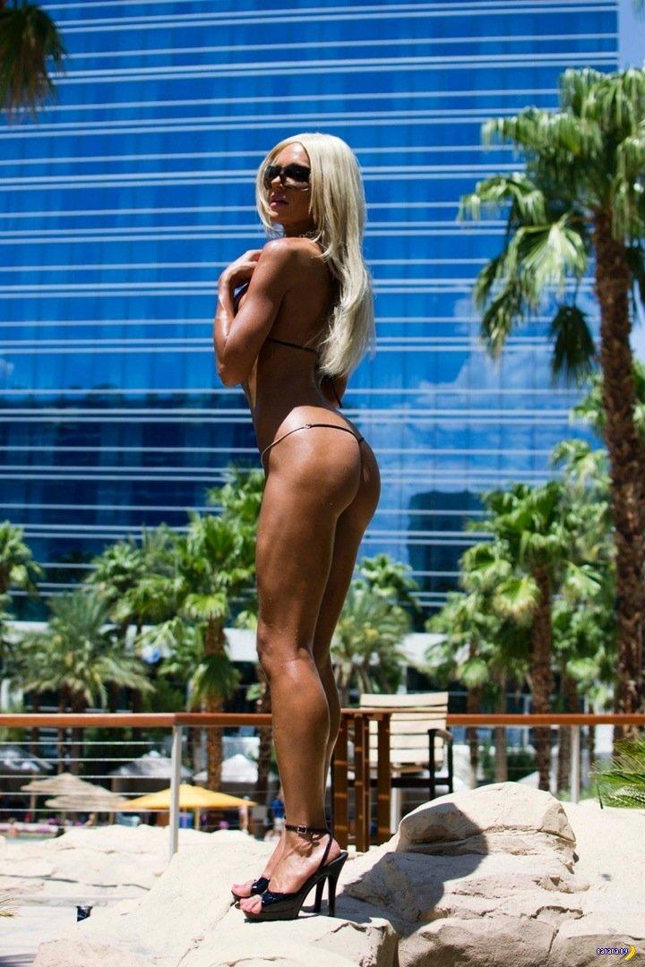 Американское тело - Дженелль Барби