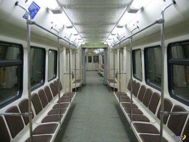 Вагоны метро по всему миру