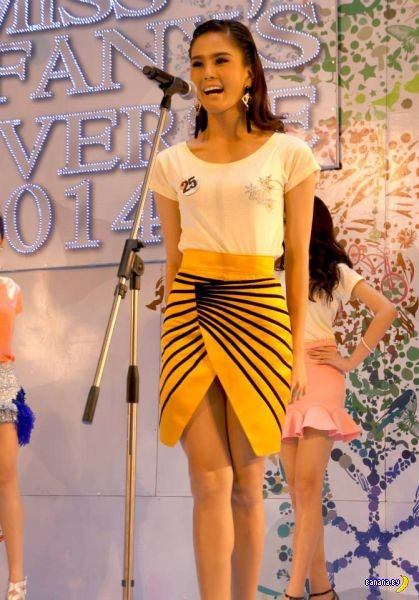 Опасный тайский конкурс красоты