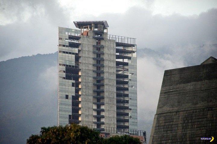 Башня Давида - небоскреб-трущобы