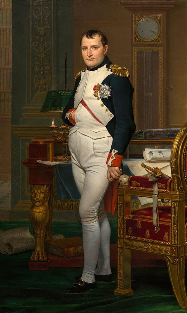 Пенис Наполеона оказался 4 см в длину