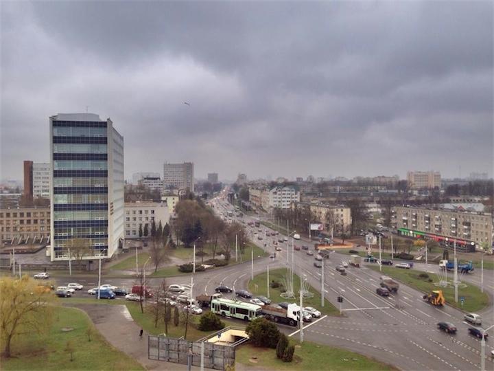 В Беларуси обещают пасмурную погоду с дождем и мокрым снегом