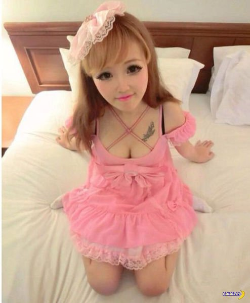 Китайская Барби
