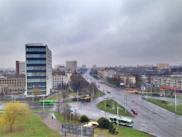 В воскресенье в Беларуси будет до 17 градусов тепла