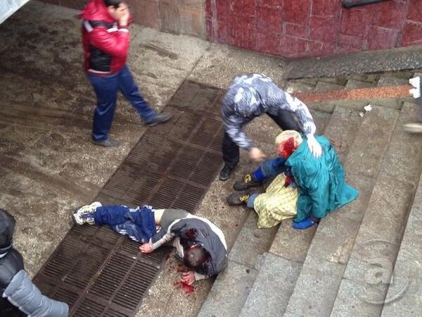 На востоке Украины антитеррористическая операция и столкновения (обновляется)