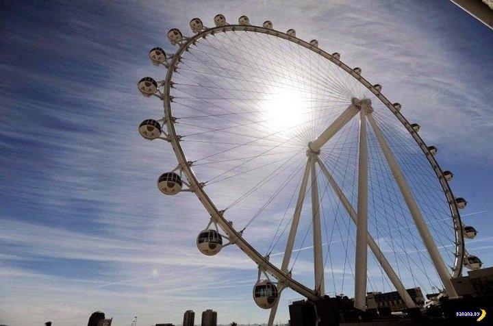 Самое большое колесо обозрения в мире
