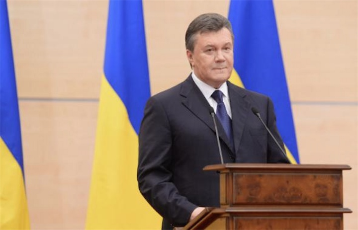 Янукович вчера сказал