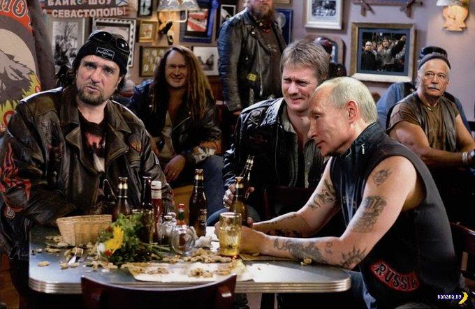 Политическая сатира Андрея Будаева