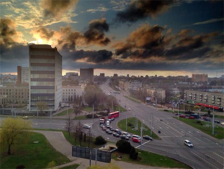 В ближайшие дни в Беларуси ожидаются дожди и грозы