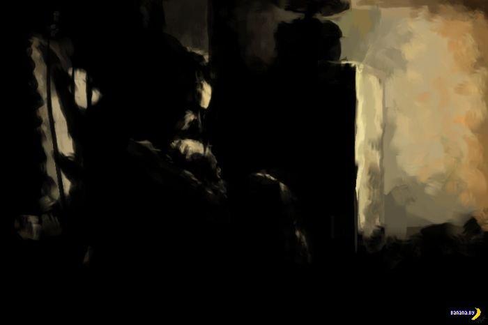 Рисунки из Microsoft Paint