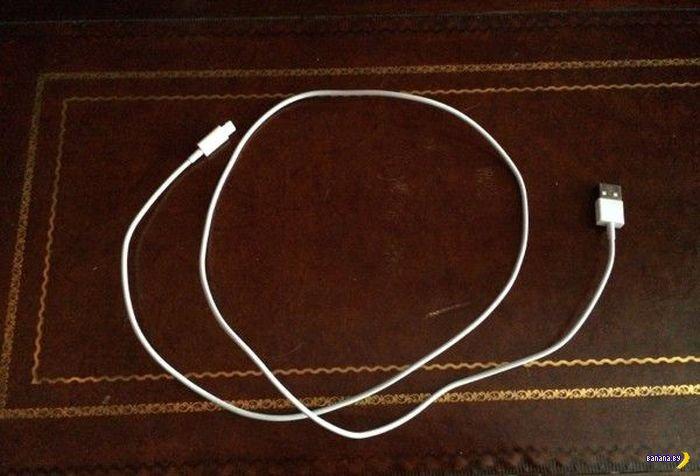 Тюнинг кабеля для iPhone