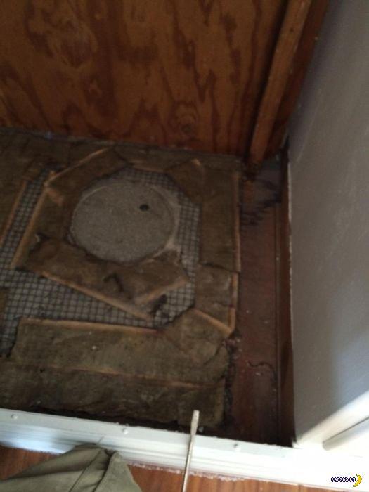 Еще одна загадка старого дома