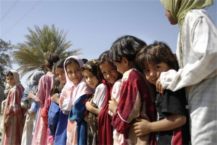 В Ираке разрешат жениться на 9-летних девочках