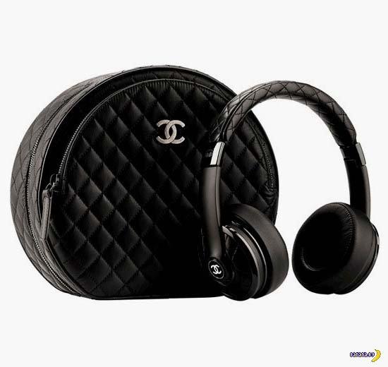 Chanel - теперь и наушники