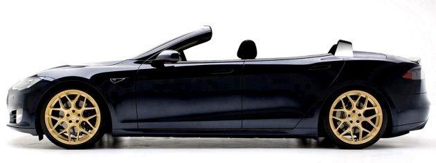 Tesla Model S ������ �����