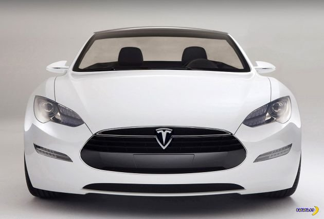 Tesla Model S теряет крышу