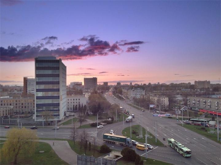 К Пасхе в Беларуси потеплеет - до 21 градуса