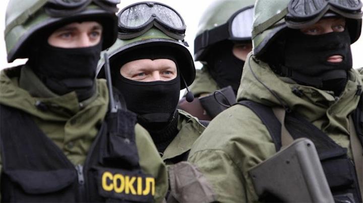 Украина и американские наёмники