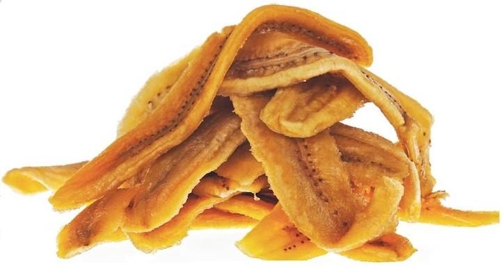 Сушеные бананы - три рецепта, как сделать самостоятельно
