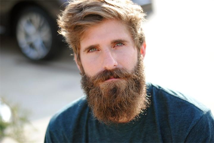 Борода - сексуально или нет? (опрос)