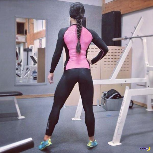 Спортивные девушки - 8