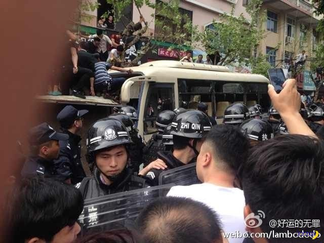 Последствия одной драки в Китае