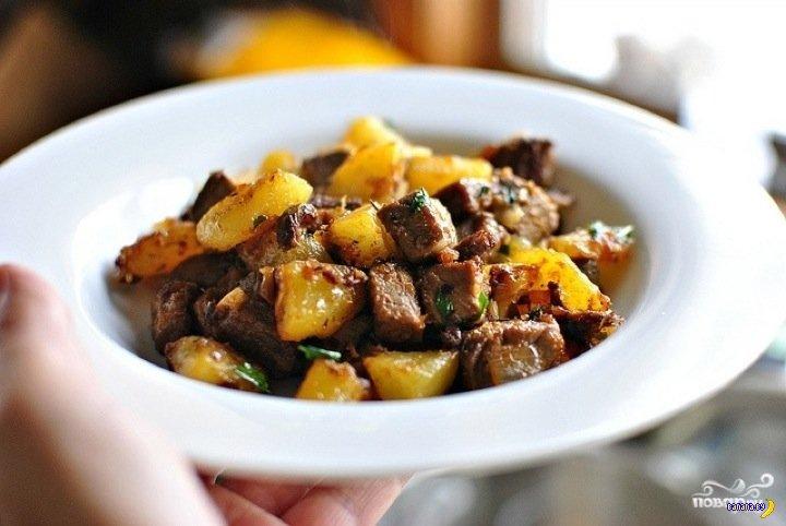 Лукашенко против картошки с мясом