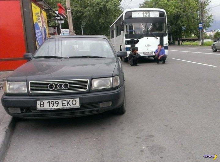 Казахские реальные пацаны