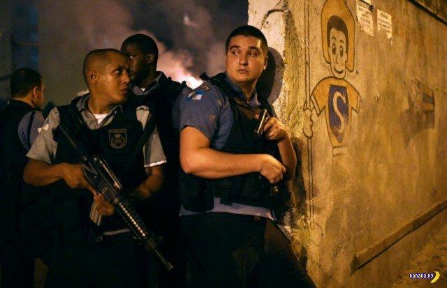 Рио готовится к Чемпионату Мира по футболу