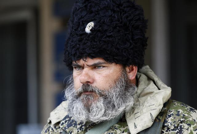 """""""Бабай"""" - тот самый бородач из Славянска"""