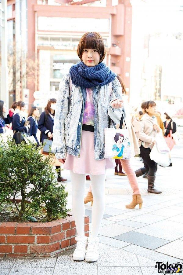 Японская уличная мода, снова