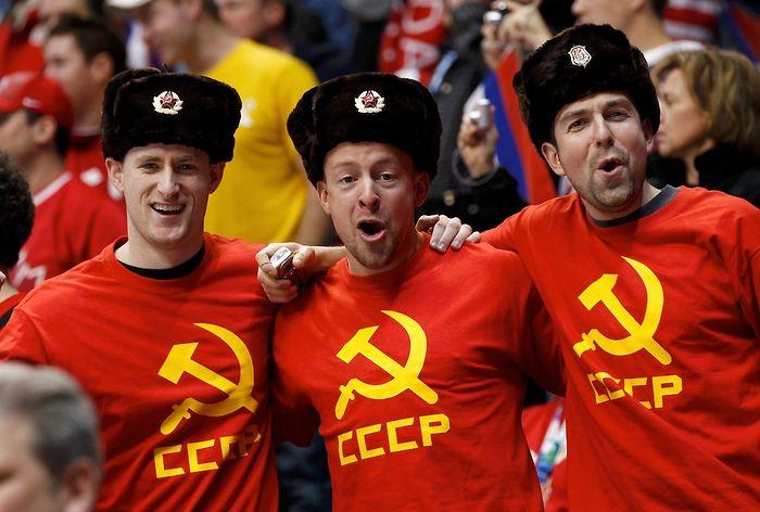 Российские болельщики пройдут маршем по Минску