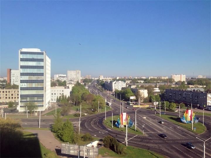 Беларусь согревается и сохнет