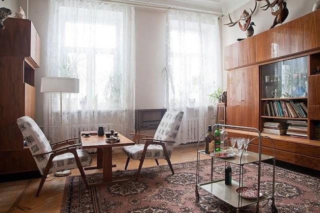 Законсервированные квартиры