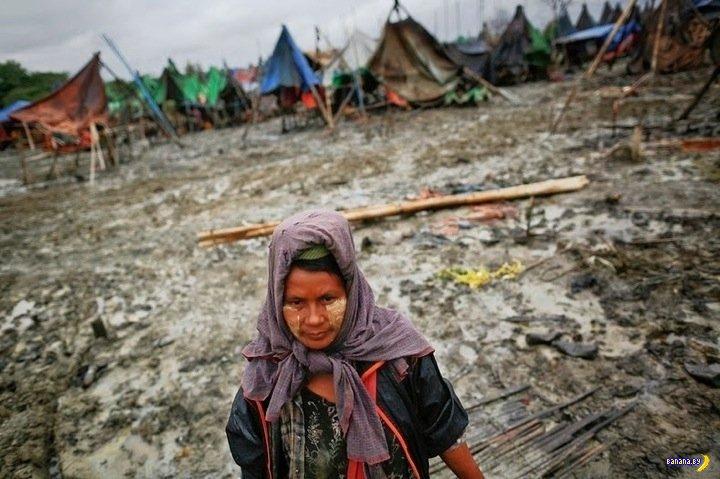 Нефтяники Мьянмы