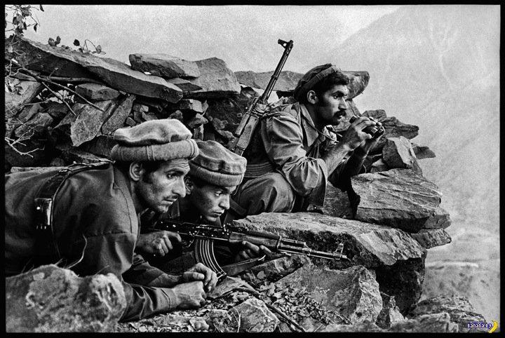 В объективе Афганистан