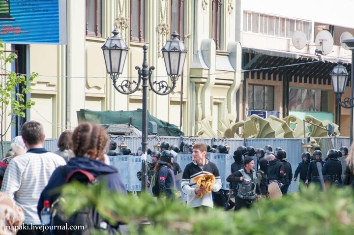 Что в действительности произошло в Одессе. Часть 1