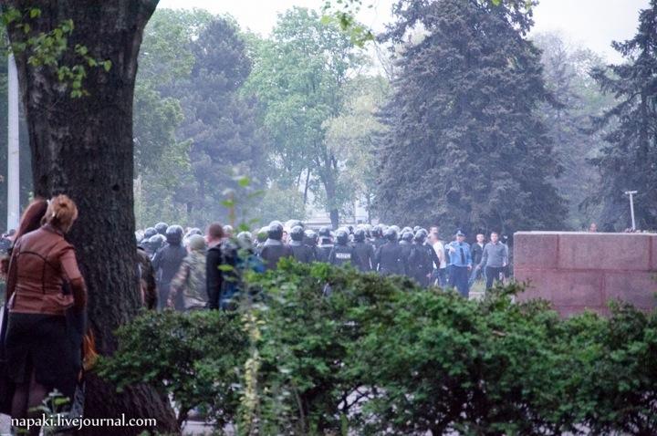 Что в действительности произошло в Одессе. Часть 3