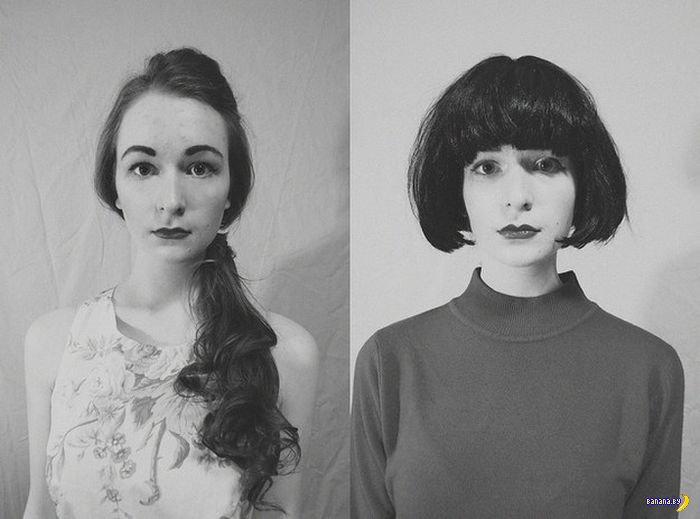100 лет моды в 20 селфи одной девушки