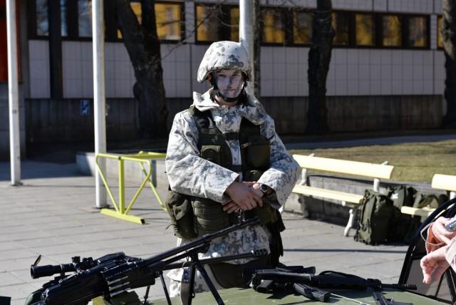 Воинская повинность в Финляндии