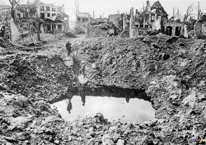 Первая Мировая в фотографиях