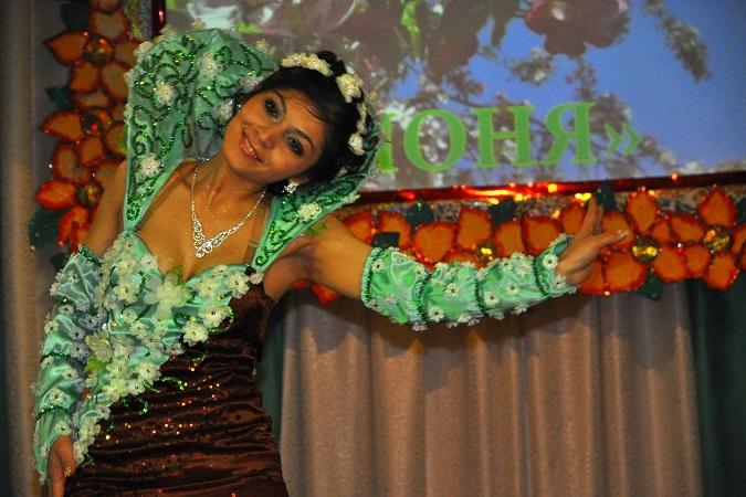 Мисс Весна 2014 - конкурс красоты на зоне