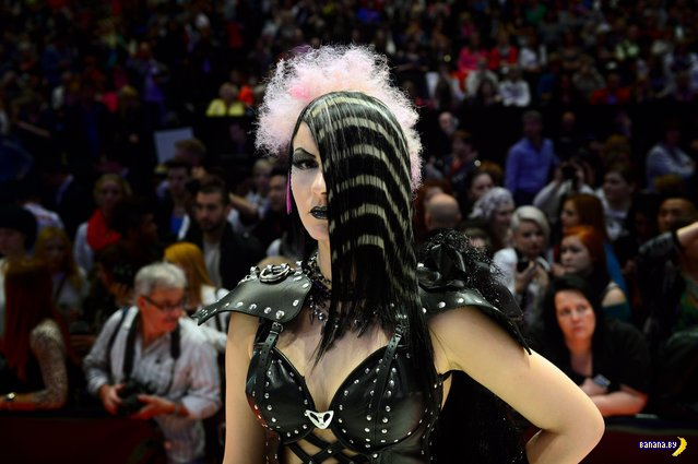 Кубок Мира по парикмахерскому искусству