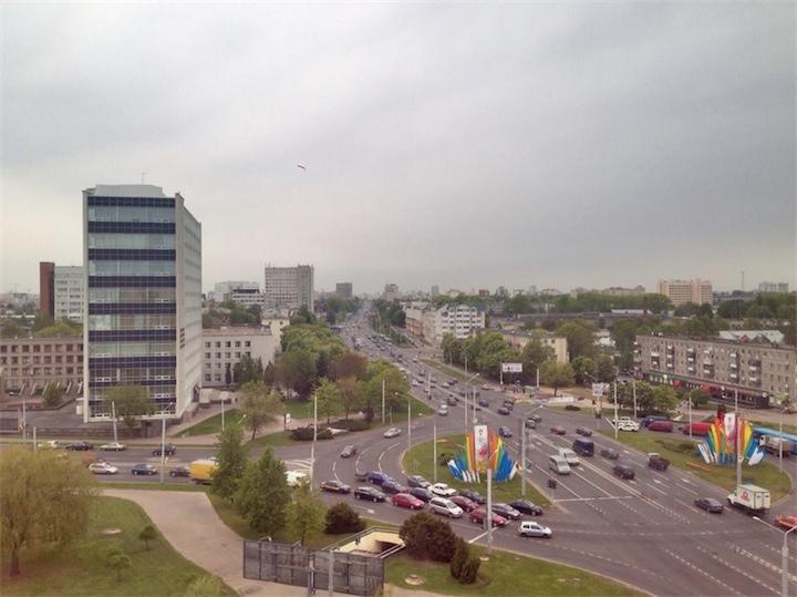 9 мая в Беларуси будет тепло, местами дождь
