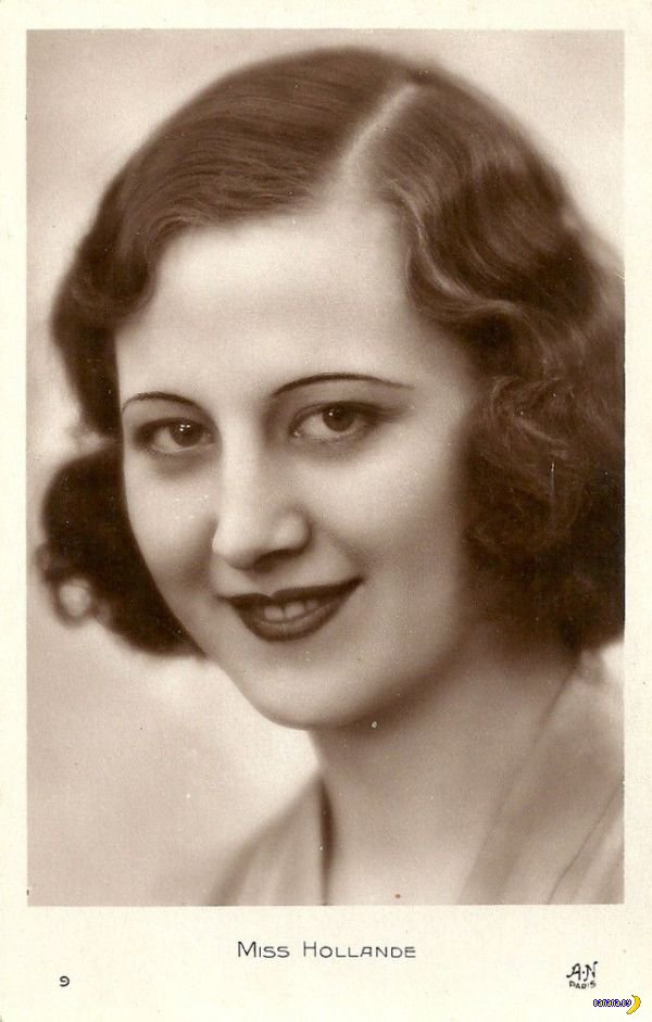Мисс Европа 1930