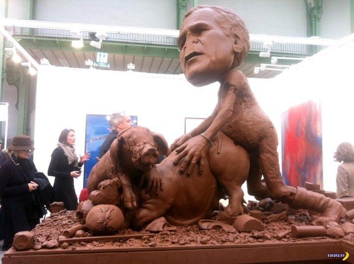 Шокирующий арт от Пола Маккарти